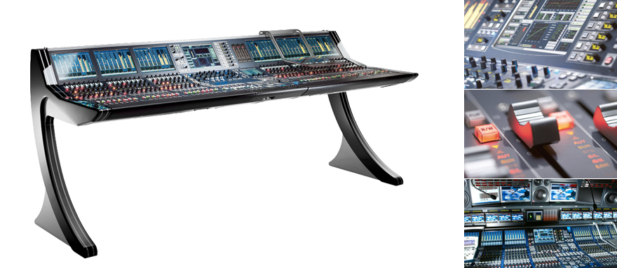 Lawo mc²66 Audio Mixing Console